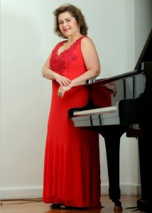 Talitha Peres, pianista