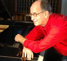 Exclusiva com o pianista Antonio Adolfo