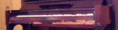 O fim do piano de Chiquinha Gonzaga