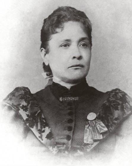 1894 - Chiquinha Gonzaga, 47 anos. Fonte: Chiquinha Gonzaga, uma história de vida, por Edinha Diniz, Editora Zahar, 2009.