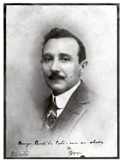 1925 - João Batista Lages, 42 anos. Fonte: Chiquinha Gonzaga, uma história de vida, por Edinha Diniz, Editora Zahar, 2009.