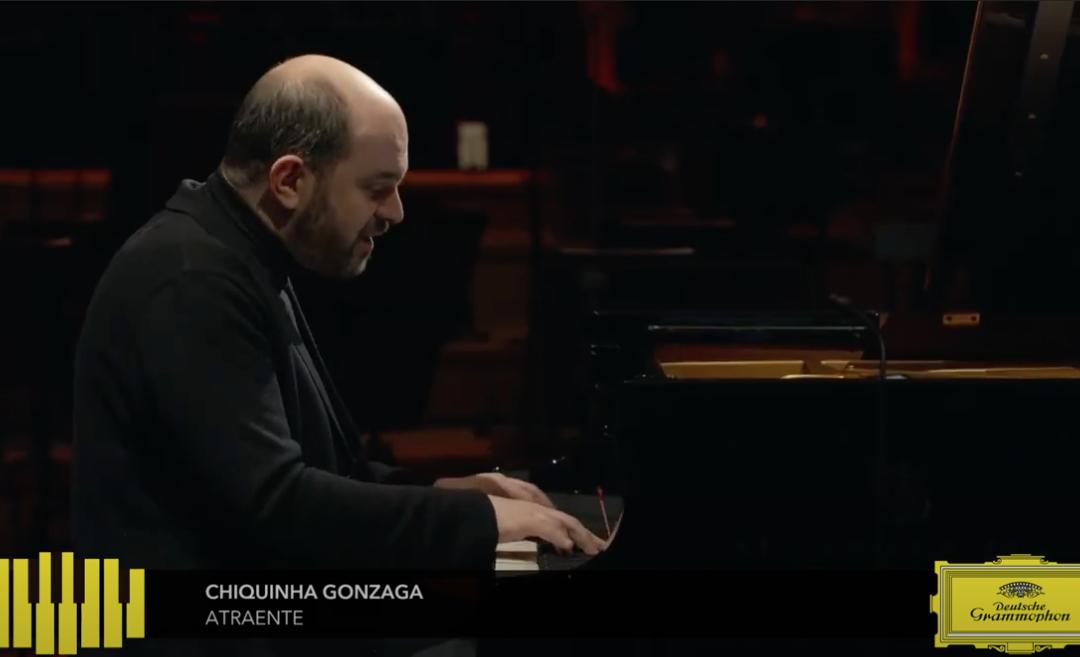 Atraente, de Chiquinha Gonzaga, é a única música brasileira tocada no World Piano Day 2021 – Global Livestream | Deutsche Grammophon